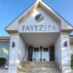Fayez Spa Front Entrance