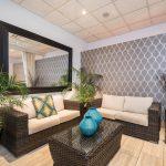 Fayez Spa Waiting Lounge
