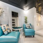 Fayez Spa Hydrotherapy Waiting Area