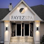 Fayez Spa Front Entrance