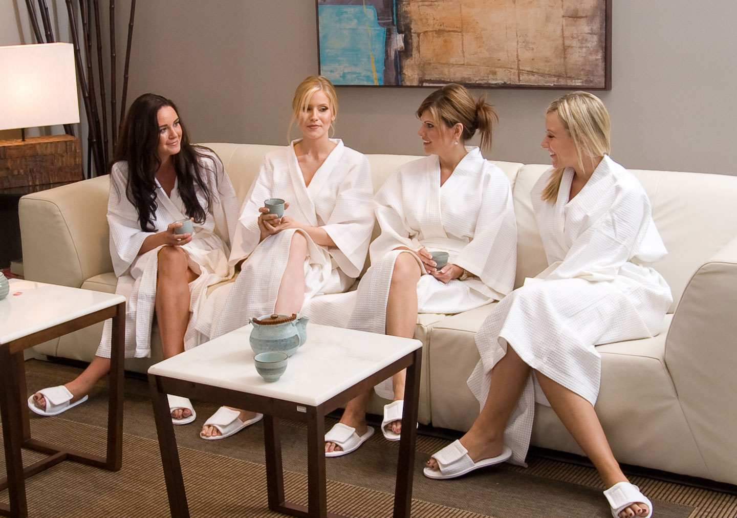 Ladies Spa Party