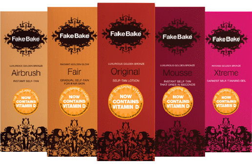Fake Bake Products
