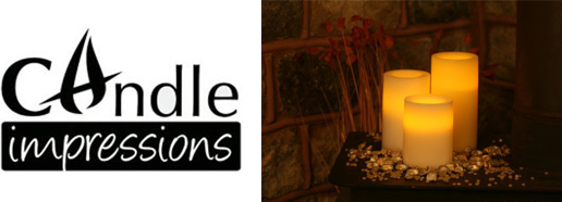 Candle Impressions banner