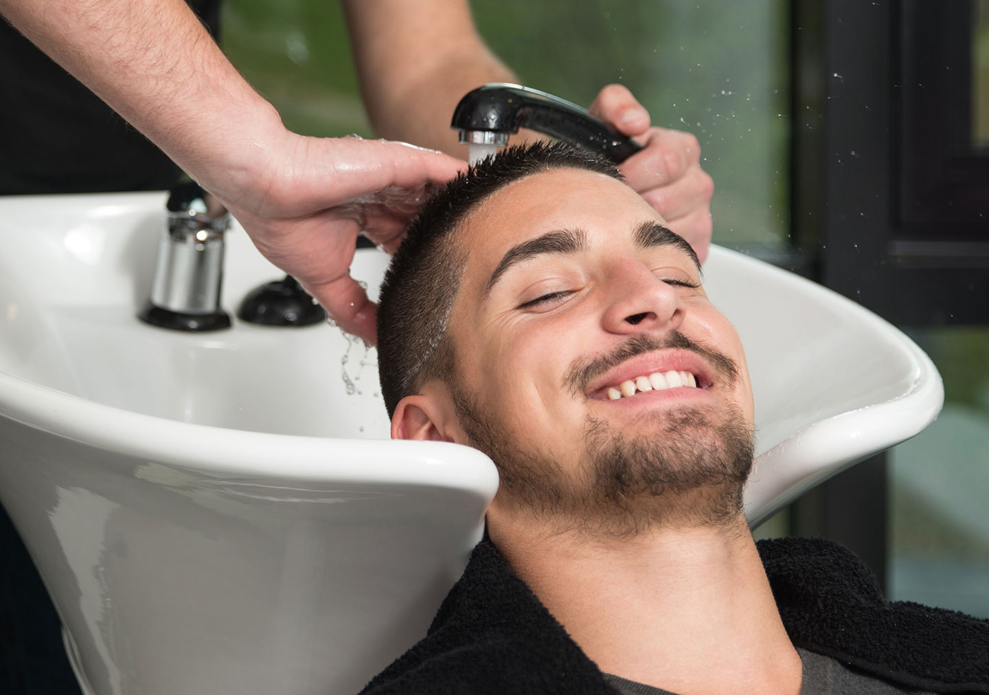 Men's Hair Salon