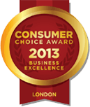 Day Spa Consumer Choice Award 2013