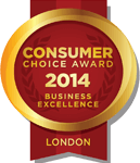Day Spa Consumer Choice Award 2014