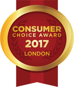 Day Spa Consumer Choice Award 2017