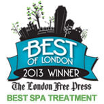 Best Spa of London 2013