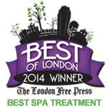 Best Spa of London 2014