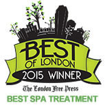 Best Spa of London 2015