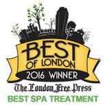Best Spa of London 2016
