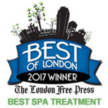 Best Spa of London 2017