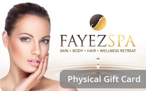 Fayez Spa Gift Card