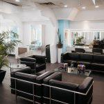 Fayez Spa Hair Salon Waiting Area